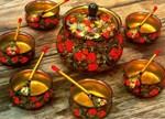 Russian artisanal handicraft goods fair