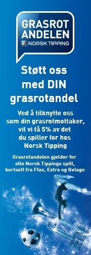 Grasrotandelen Flekkefjord FK